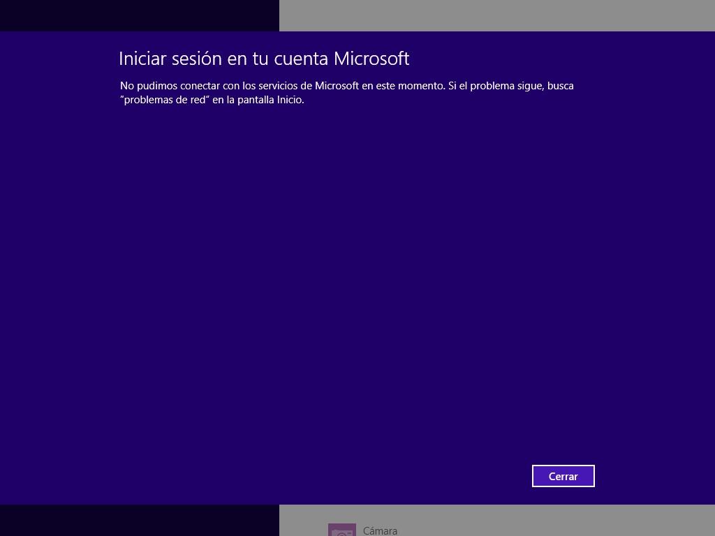 Windows 8.1 • Problemas de inicio de sesión de cuenta - Microsoft ...