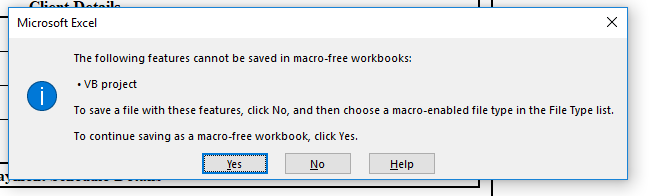 Macro SaveAs From Macro Enable Template - Microsoft Community