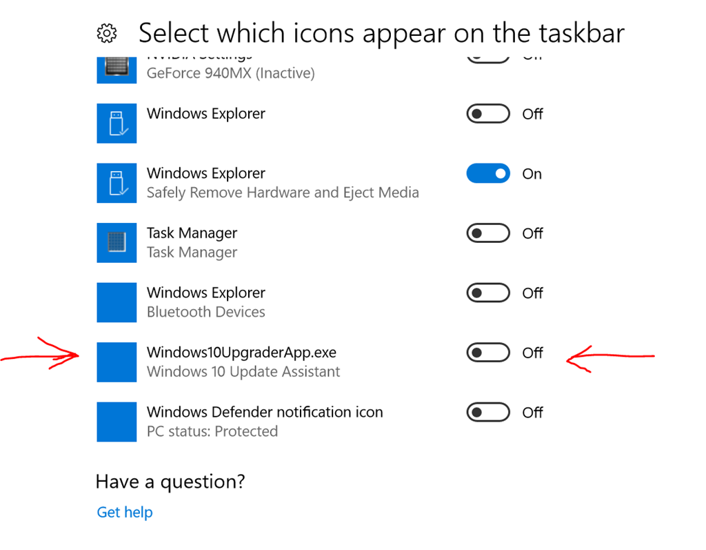 Windows10UpgraderApp still in list after upgrade and - Microsoft