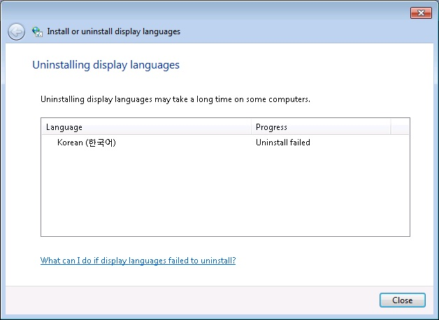 Language packs  Windows Help  supportmicrosoftcom