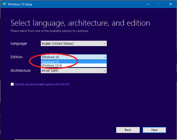 how to lean install windows 10 after upgrade  - Microsoft Community