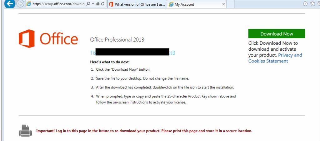 Office 2013 activation without product key | Password Recovery Ways