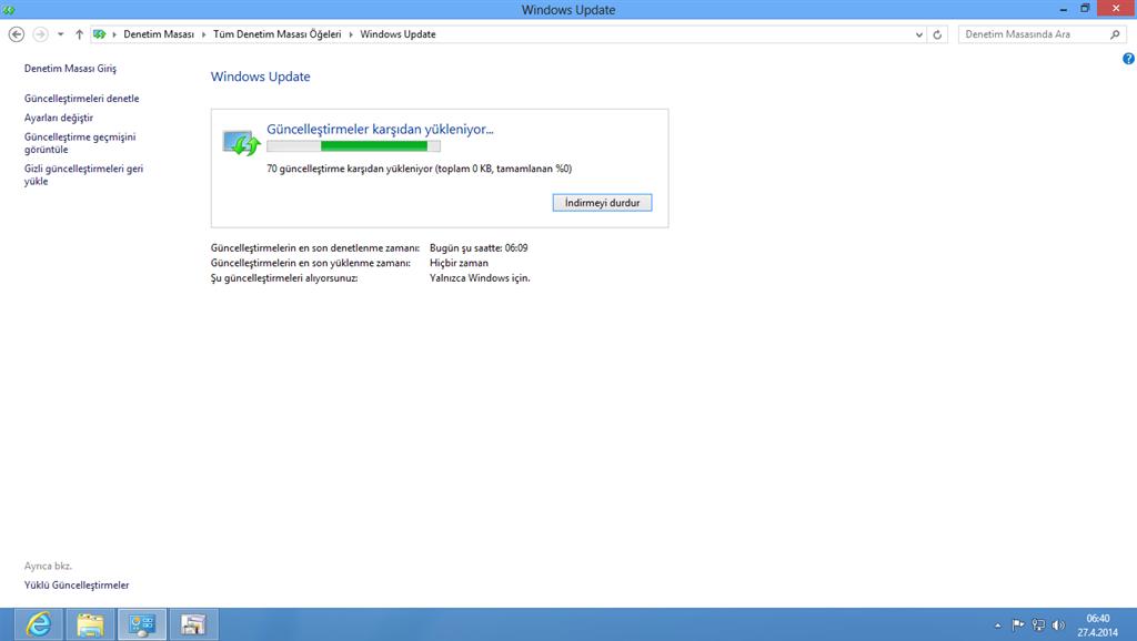 windows 8.1 ebeveyn denetimi nedir