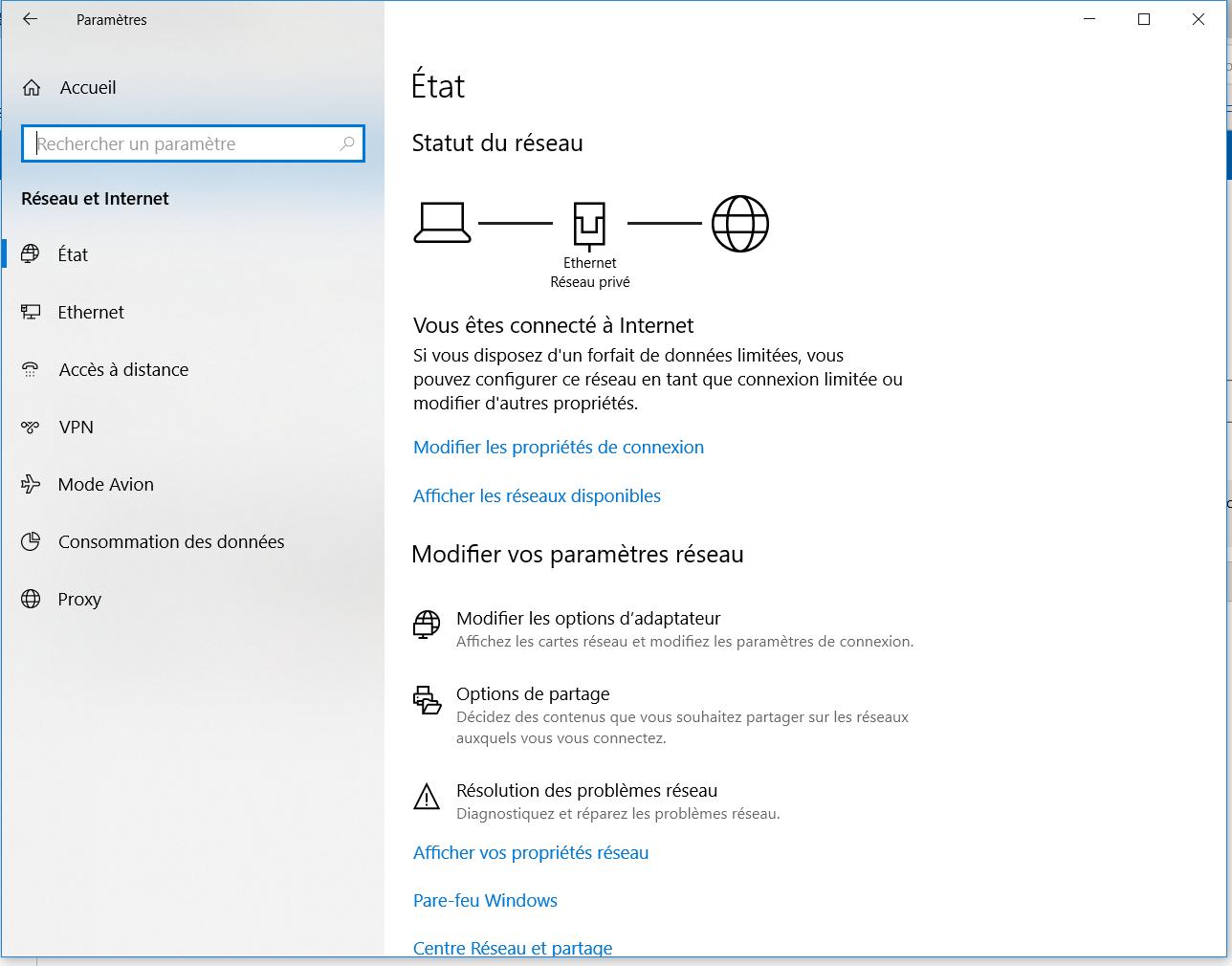 carte wifi windows 10 Carte WIFI qui a disparu dans le gestionnaire des   Microsoft