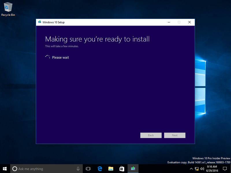 How to: upgrade from previous versions of windows using windows 10.