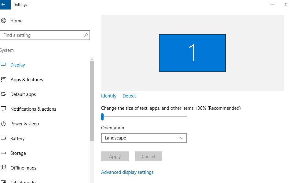 2018 Can T Adjust Brightness After Windows 10 Update Microsoft Community