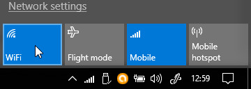 Wifi switch not working after Windows 10 upgrade - Microsoft