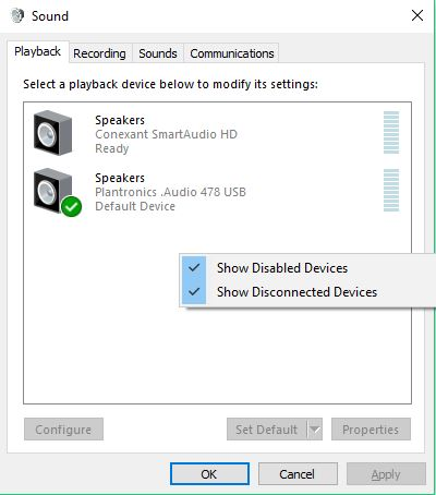 How to enable stereo mix in windows 10? - Microsoft Community