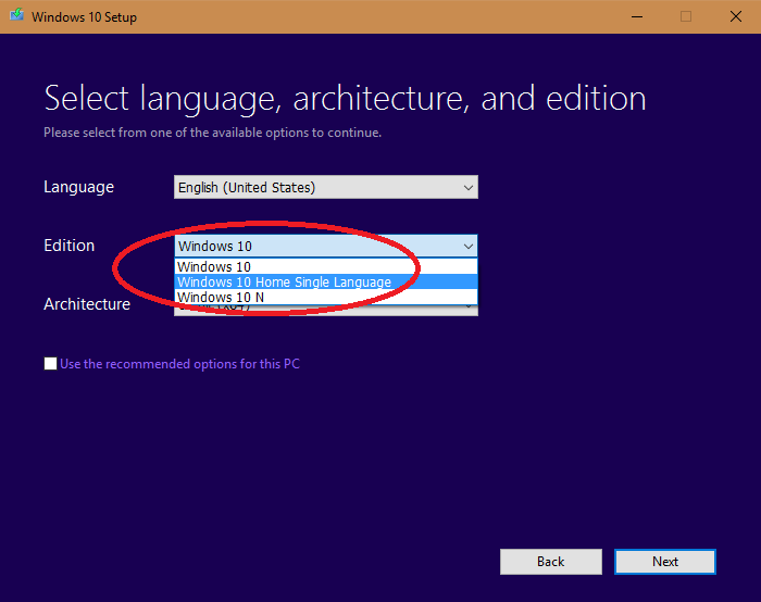 windows 10 pro pc download