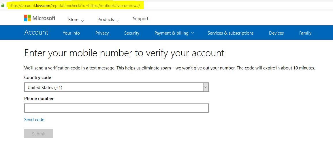 """Account.Live.Com"""""""