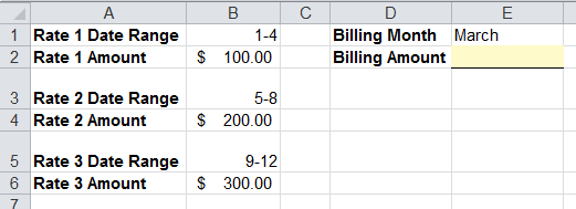 excel 2010 help creating yearly billing sheet for work microsoft