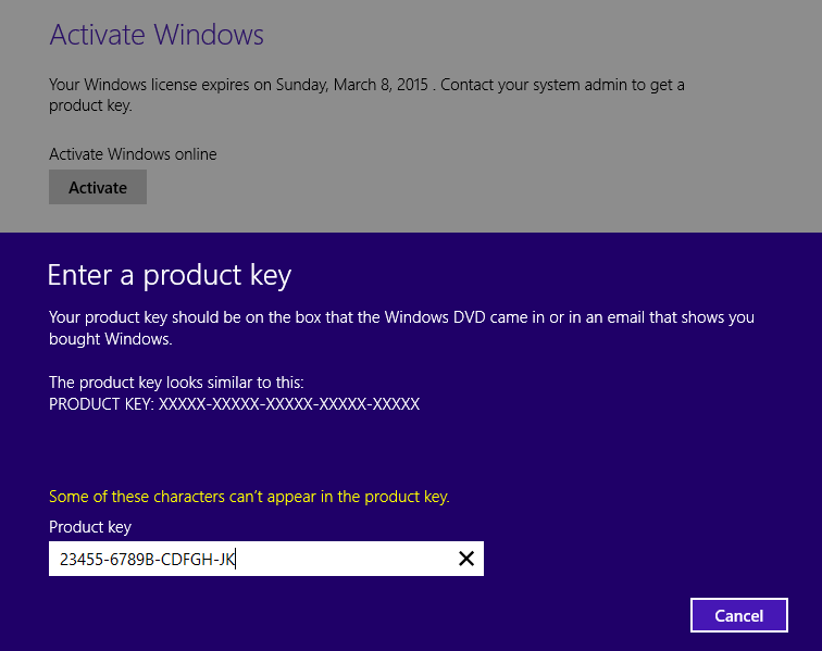 where do i find my windows 8 activation key