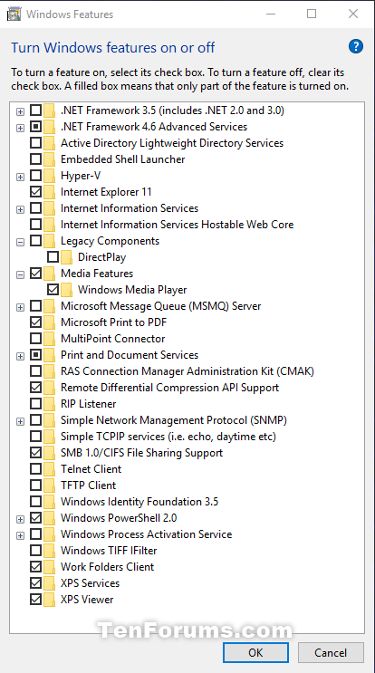 Cannot update Windows 10 features and drivers - Microsoft