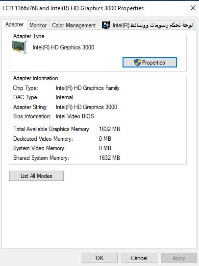 dx11 device creation fail : 080010010 - Microsoft Community