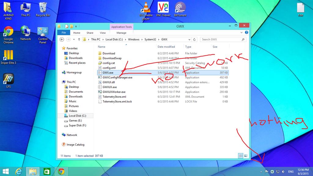 windows 8 1 update gwx exe microsoft community