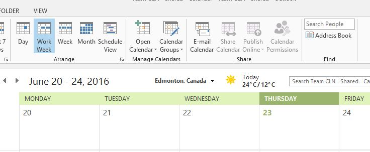 Share Calendar Outside Organization Exchange : Can i share a room calendar with people outside my