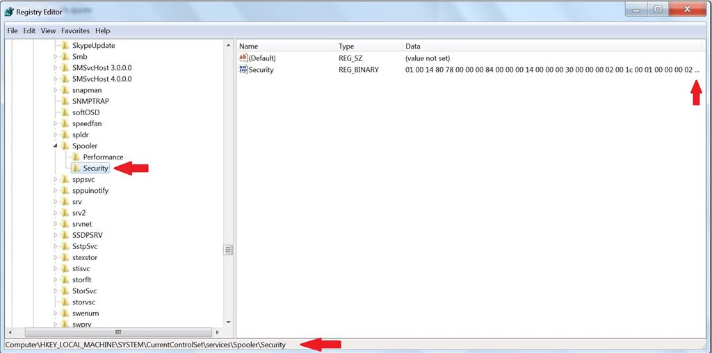 Printer spooler missing in services microsoft community.