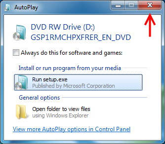 Create your own ISO file from a Windows 7 installation DVD