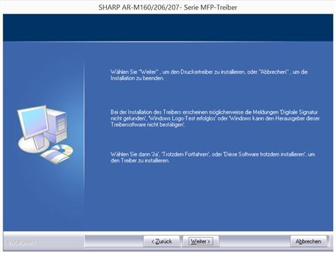 Sharp Ar5220 Treiber Windows 7
