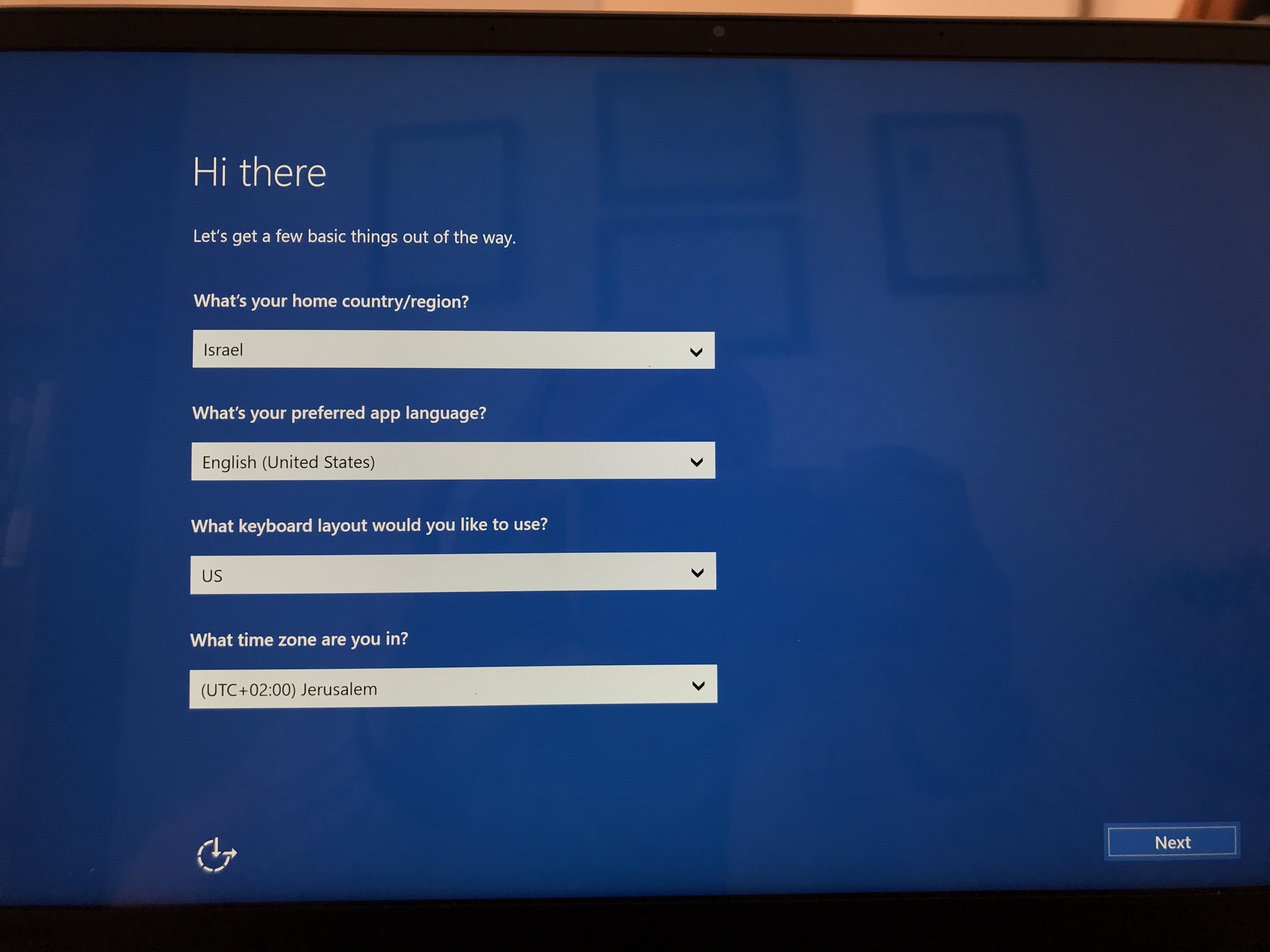 I Reset windows 10 but can\u0027t get my pc ready to use - Microsoft