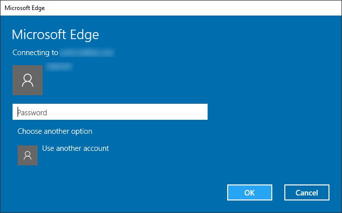Disabling IWA/Negotiate Security Popup For Windows