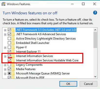 how to add application in iis 7