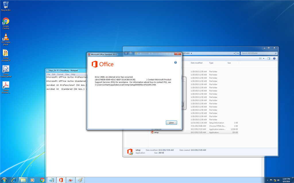 microsoft office 2013 not activated still works