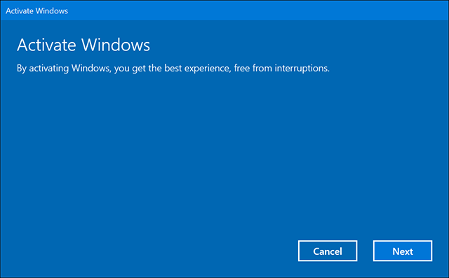 Activate windows keeps showing up in the bottom right of my when i upgrade a preinstalled oem or retail version of windows 7 or windows 881 license to windows 10 does that license remain oem or become a retail ccuart Gallery