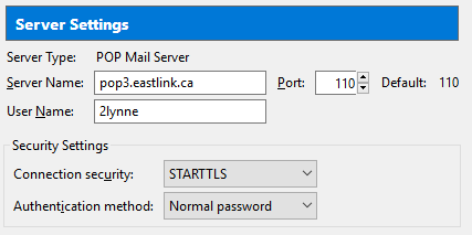 How To Change Ports In Windows 10 Mail Change SMTP Server