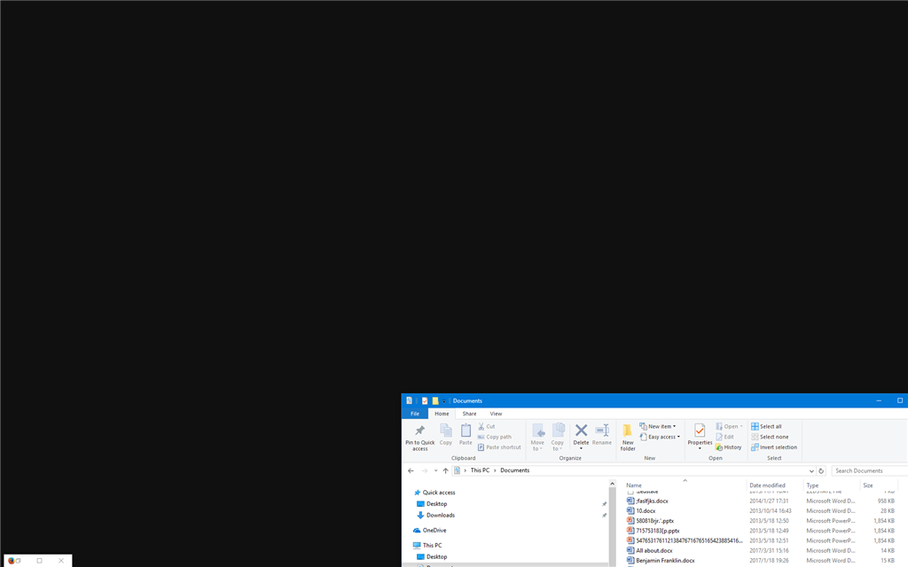 microsoft icons not showing windows 10