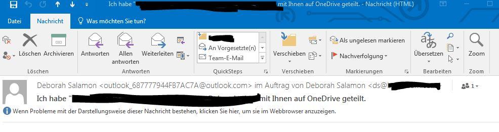 E Mail Von Klarna