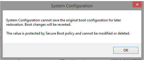 How to disable Secure Boot? - Microsoft Community