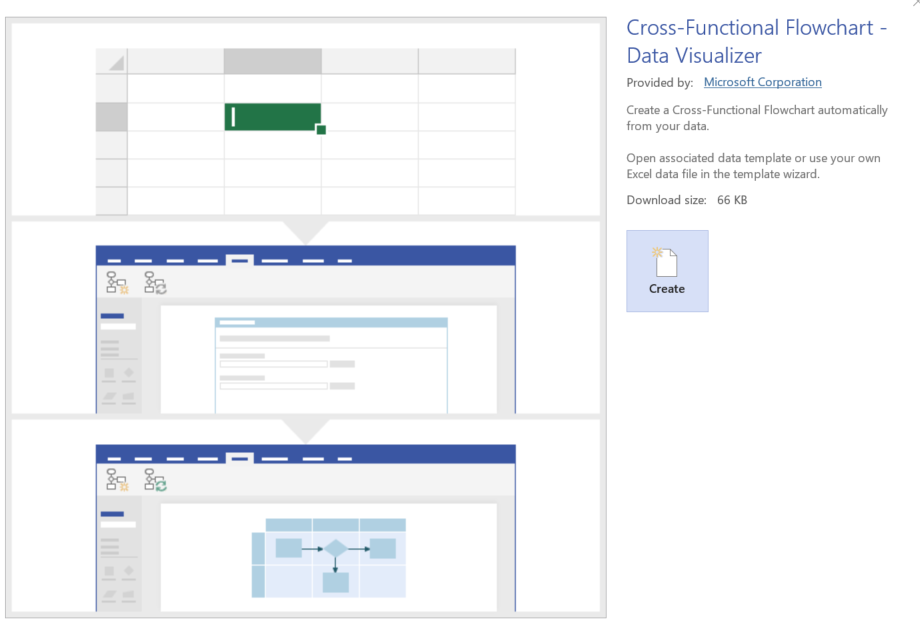 Cannot Find Viso Excel Data Visualizer Wizard Microsoft Community - Excel data template