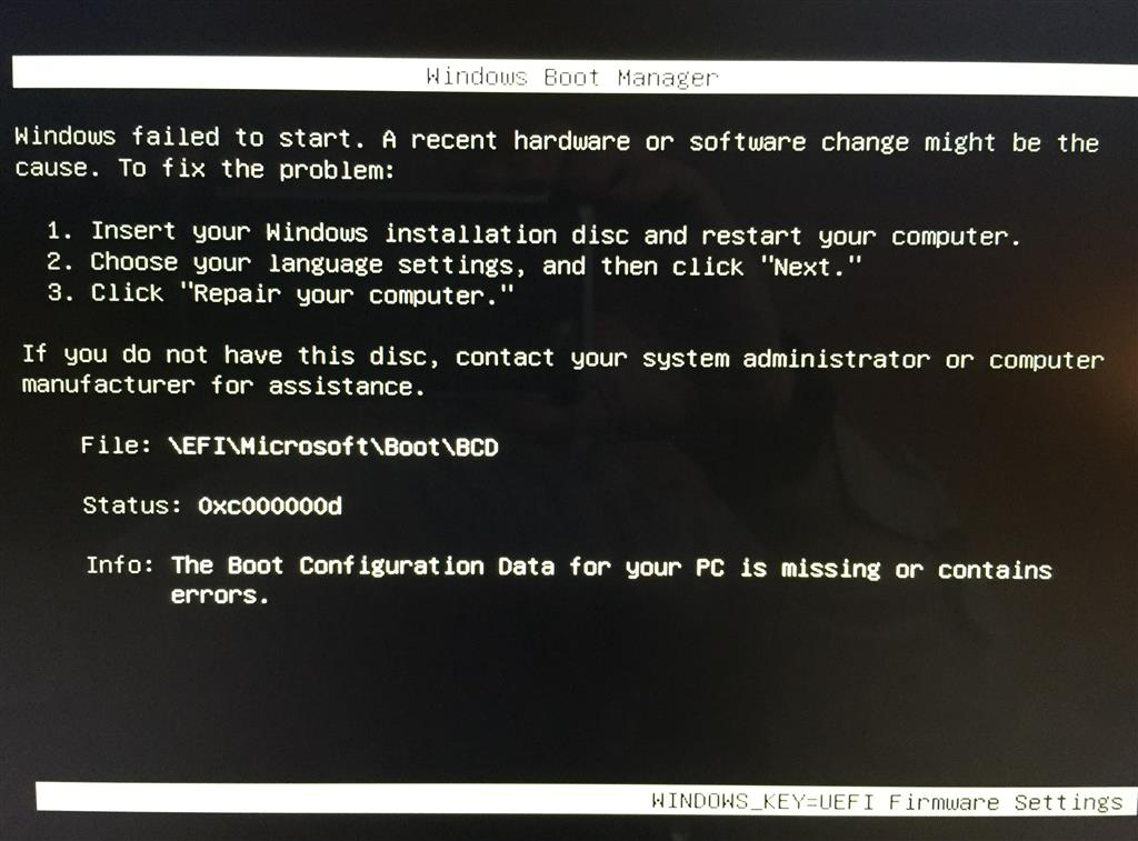 microsoft surface pro 1 boot from usb