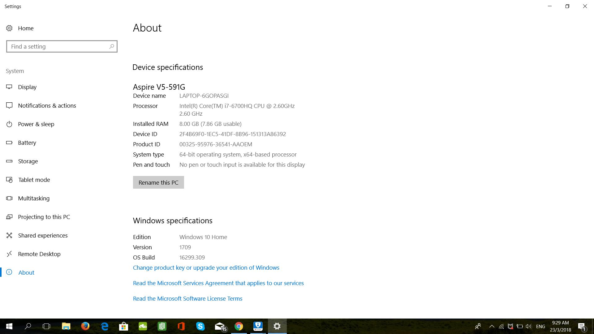 WFP invalid operation - Microsoft Community