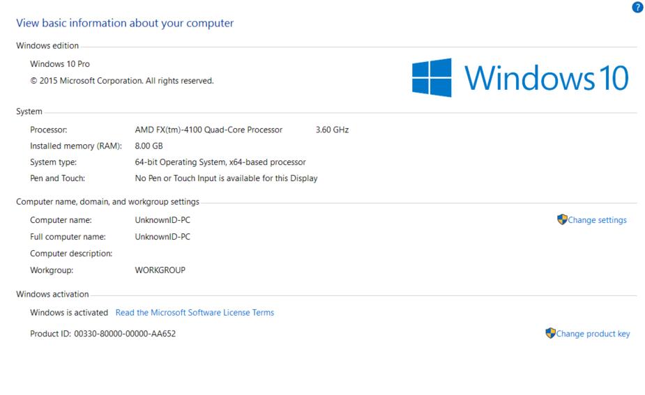 Windows 10 Test Mode watermark - Microsoft Community