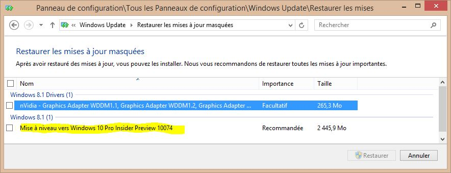 attention de ne pas installer windows 10 insider preview s 39 il est microsoft community. Black Bedroom Furniture Sets. Home Design Ideas