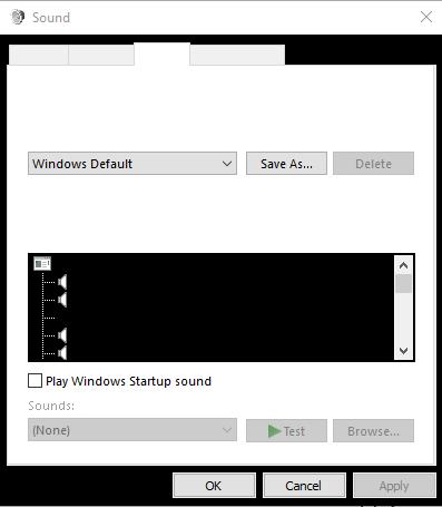 Windows 10 UI Glitch - Microsoft Community