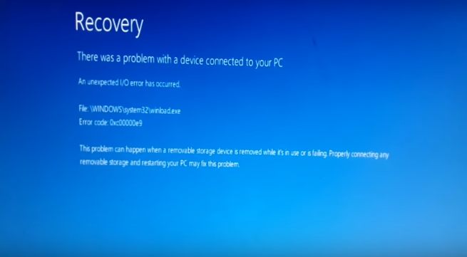 Hp Laptop Recovery Blue Screen And Hp Updates Microsoft Community