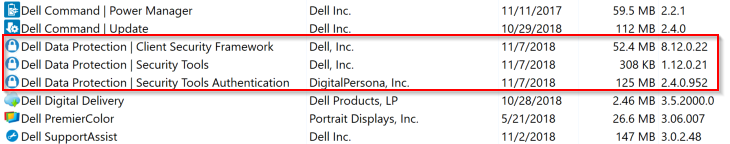 dell command update 3 0