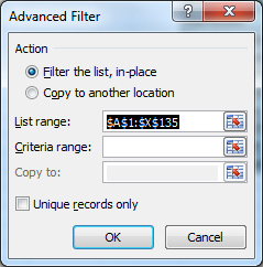 Cant remove an advanced filter in excel 2010 microsoft community image ibookread ePUb
