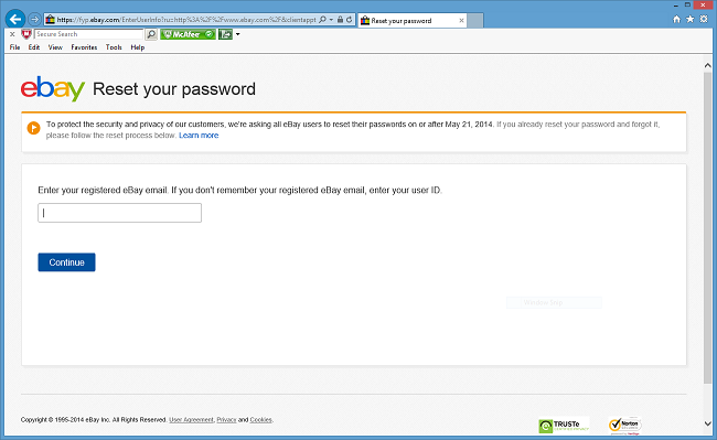 Can T Sign In To Ebay But No Problems With Other Websites Microsoft Community