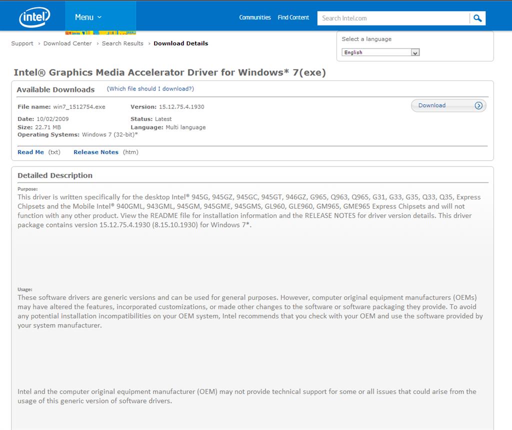 Bluestacks- Driver won't update - Microsoft Community