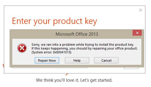 add office 2013 kms key
