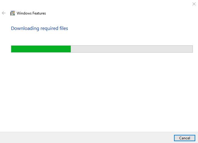 PLEASE HELP!!! Windows Feature