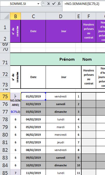 Comment Calculer Me Nombre De Semaines Daccueil Dans 1 Mois