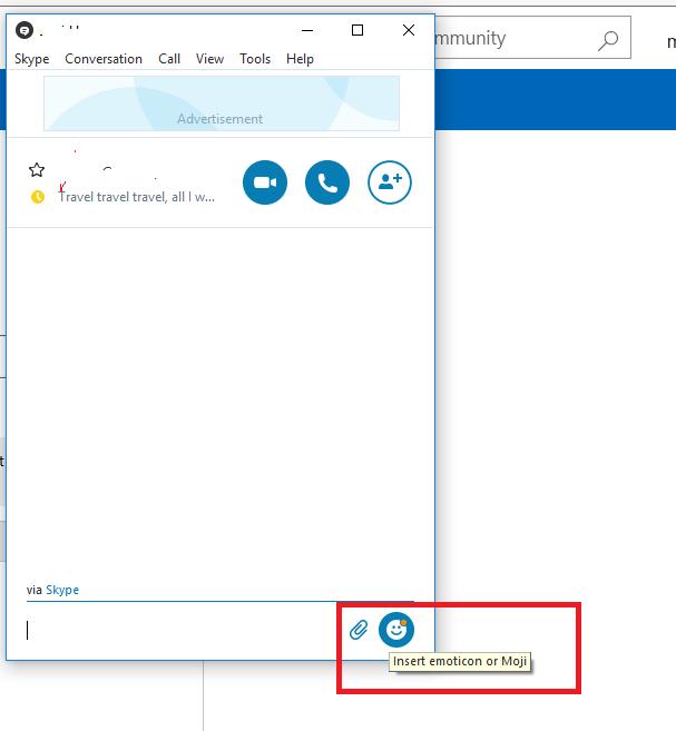 Insert emoticon or Moji - Microsoft Community