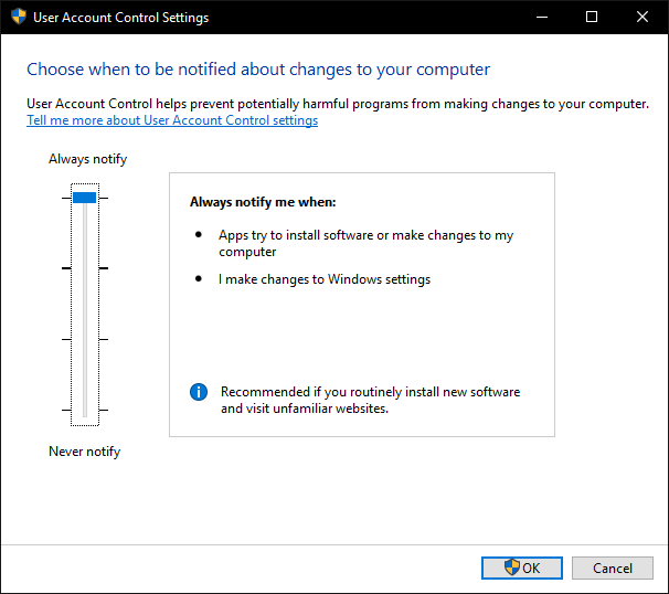 Windows 10 fails to install language features properly with