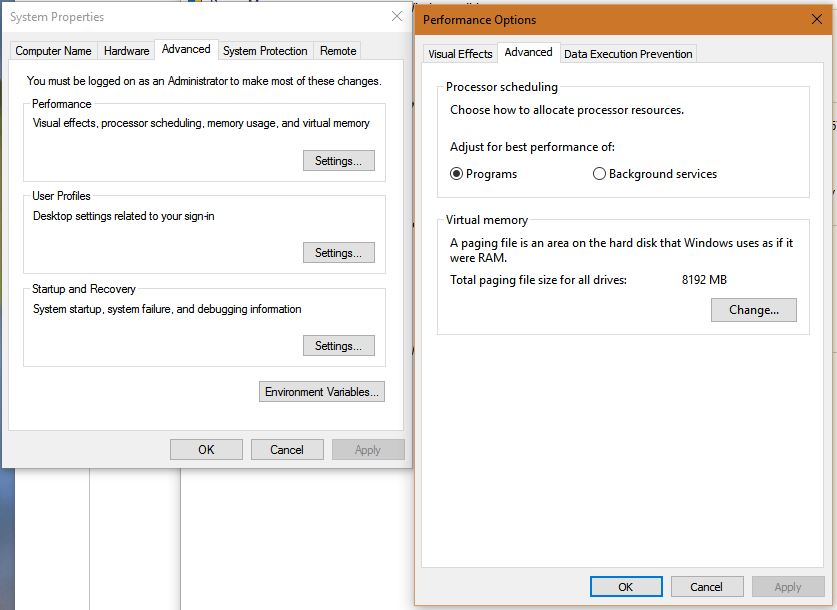 Word document says there is not enough memory - Microsoft Community