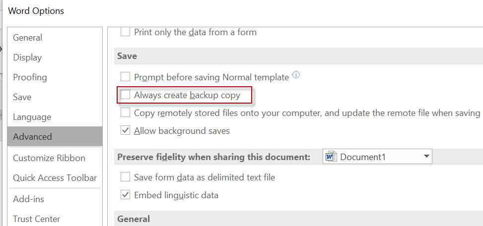 How To Recover An Document I Over Saved On Word 2016 Microsoft